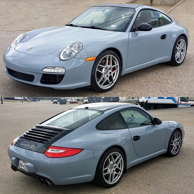 wisgoon - ویسگون - Nardo Grey 911? Not factory color  Not a